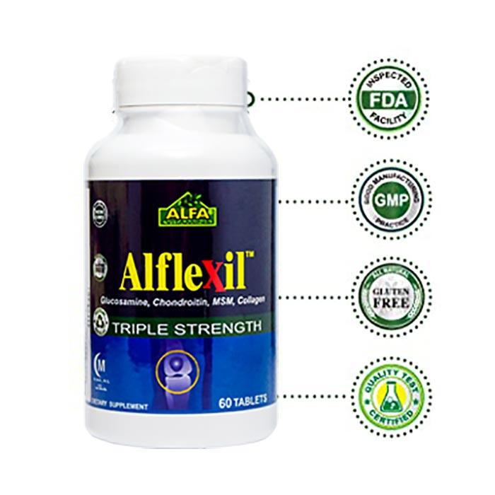 فواید قرص آلفلکسیل آلفا ویتامینز