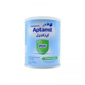 شیر خشک آپتامیل PDF نوتریشیا برای نوزاد نارس و کم وزن
