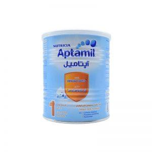 شیر حشک آپتامیل شماره 1 از بدو تولد