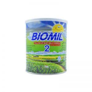 خرید شیر خشک بیومیل 2 فاسکا