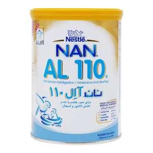 شیر خشک نان آ ال 110 نستله
