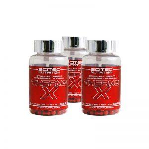 کپسول ترمو ایکس سایتک | 100 عدد | چربی سوز با 5 ترکیب موثر برای لاغری