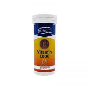 قرص جوشان ویتامین سی های هلث