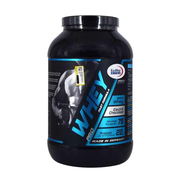 پودر پروتئین وی پرو یورو ویتال 2250 گرم