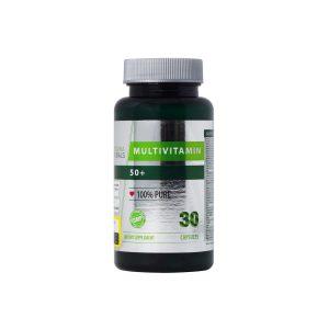 کپسول مولتی ویتامین بالای 50 سال نوفرما نچرال