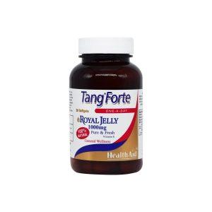 سافت ژل تانگ فورت هلث اید   30 عدد   حاوی رویال ژلی و ویتامین ای