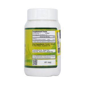 سافت ژل ویتامین ای 400 آلفا ویتامینز   100 عدد   آنتی اکسیدان قوی و حفظ سلامت بدن