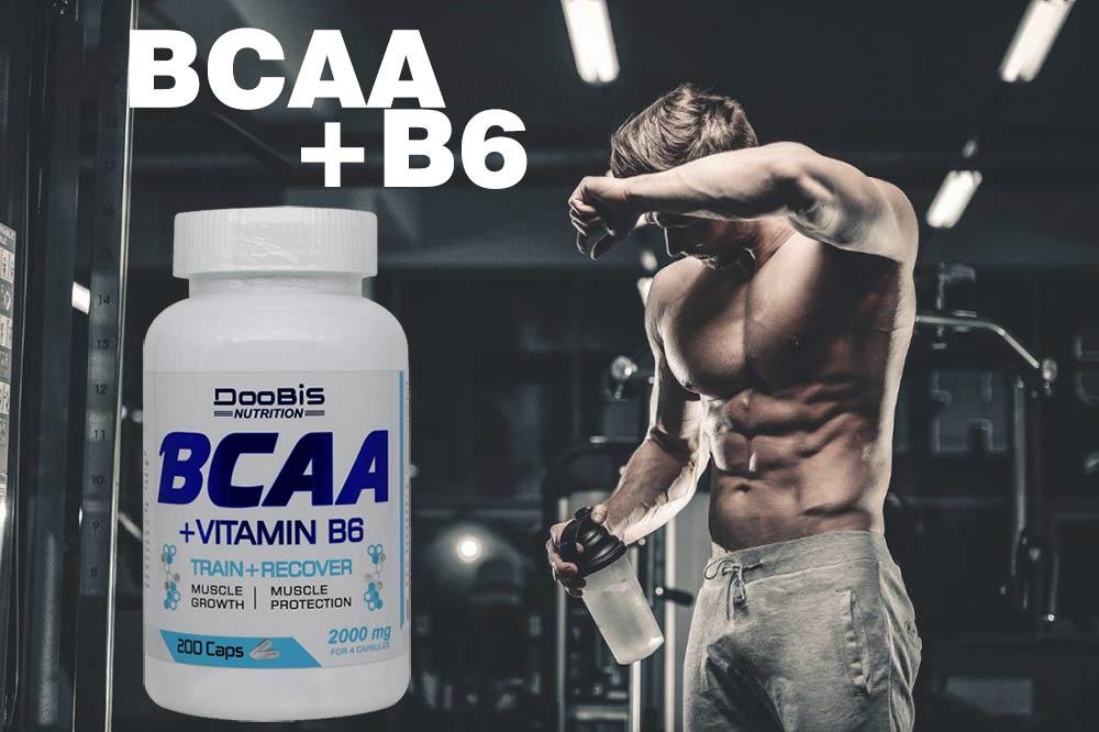 بی سی ای ای و ویتامین b6 دوبیس