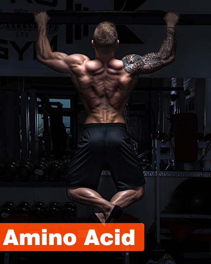 خرید مکمل آمینو اسید