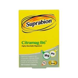 قرص سیترامگ B6 سوپرابیون 60 عدد