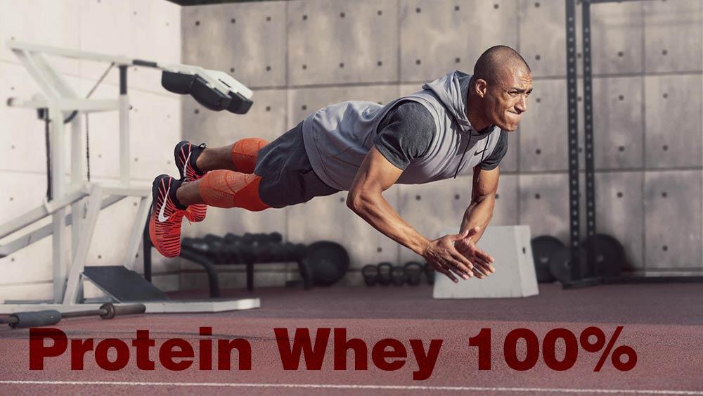 وی پروتئین گلد 100% دوبیس