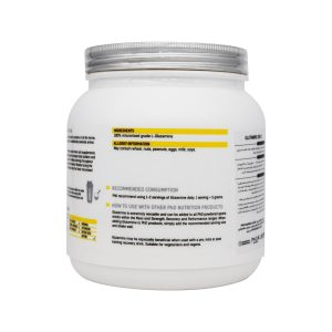 پودر گلوتامین پی اچ دی | 250 گرم | تسریع فرآیند ریکاوری