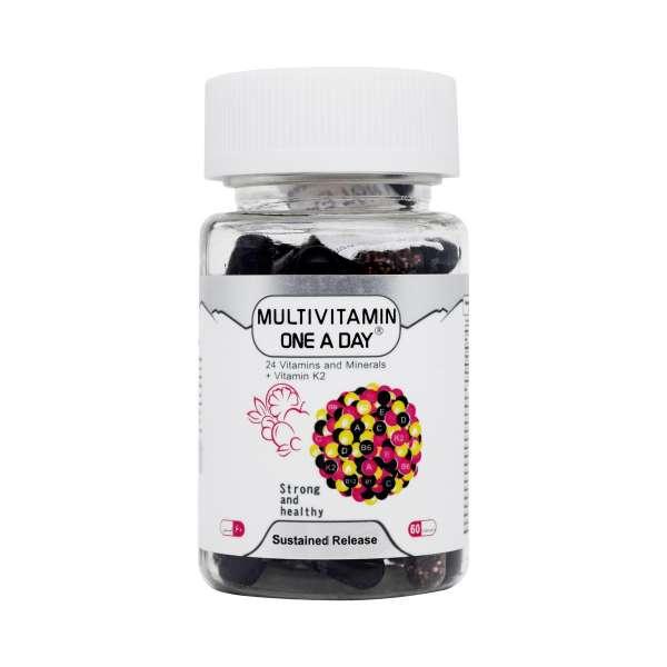 کپسول مولتی ویتامین وان ا دی دنیا دارو