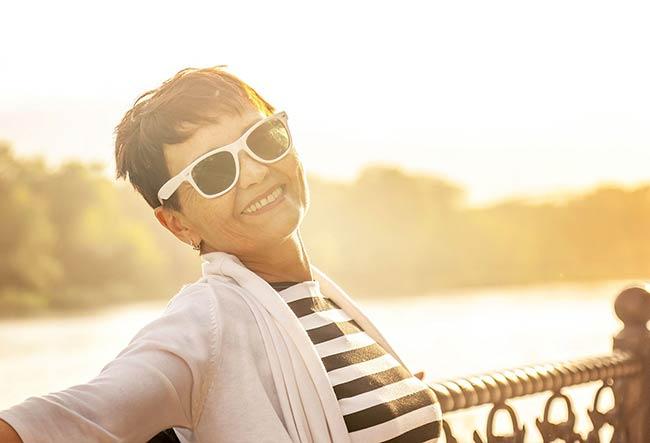 عینک آفتابی و حفظ سلامت چشم