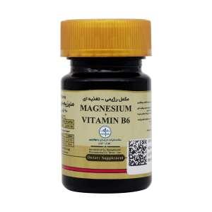 قرص منیزیم و ویتامین B6 راموفارمین 90 عدد
