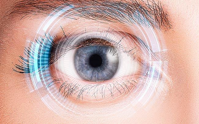 مکمل چشم