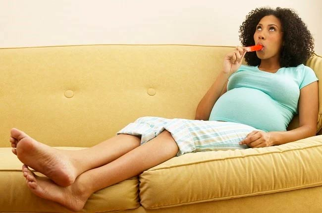 تغذیه در بارداری