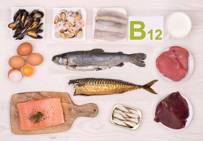 خواص ویتامین بی 12 و منابع تأمین آن