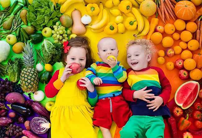 بهترین مولتی ویتامین برای کودک