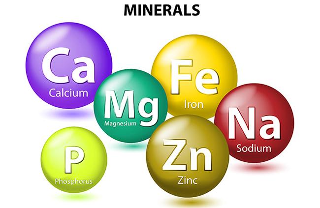 مواد معدنی