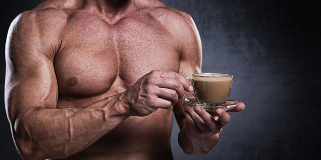 فواید کافئین در بدنسازی