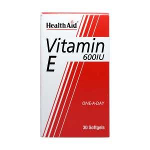 سافت ژل ویتامین ای 600 هلث اید 30 عدد