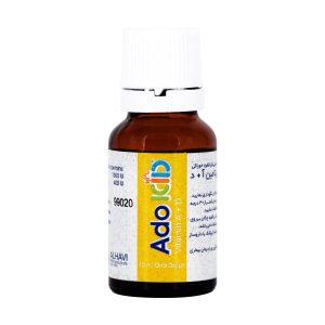 قطره آدوکید الحاوی | 15 میلی لیتر | مولتی ویتامین کودکان